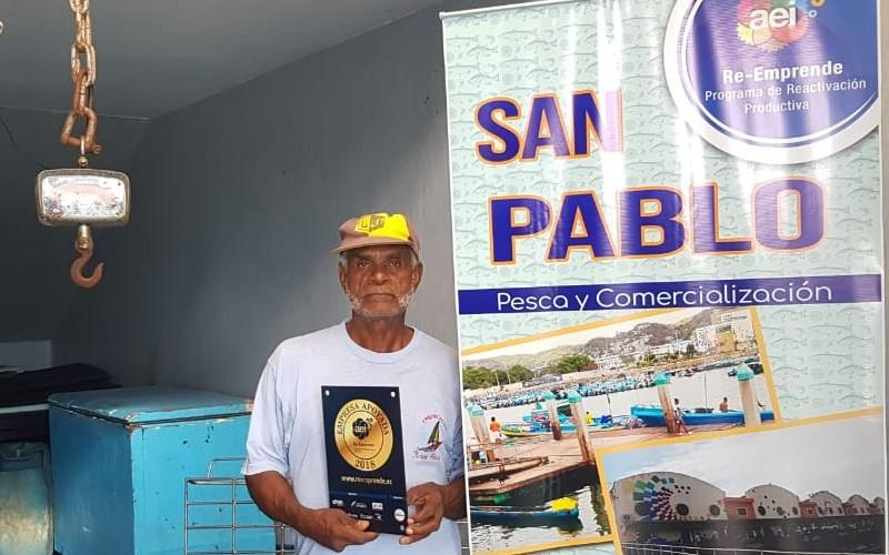 Cooperativa de Pesca Artesanal San Pablo