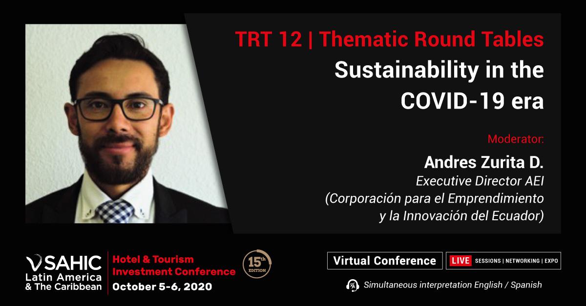 SAHIC, la Conferencia de Inversión en Hoteles y Turismo para la comunidad de Latinoamérica y el Caribe 2020