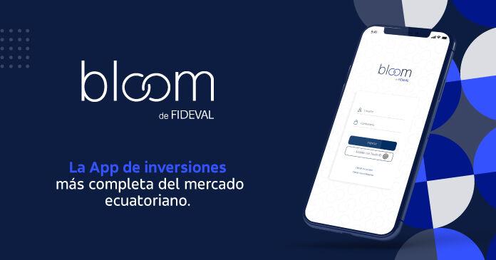 BLOOM, una plataforma de FIDEVAL diseñada para todos