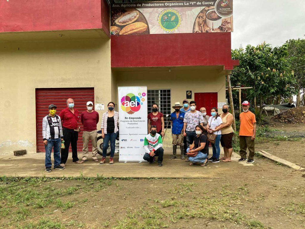 Asociación Comunitaria La Y de Cucuy.