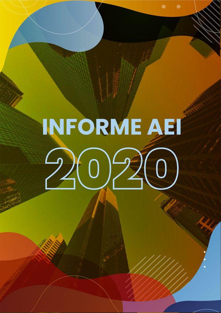 Portada Informe AEI 2020 - 2021